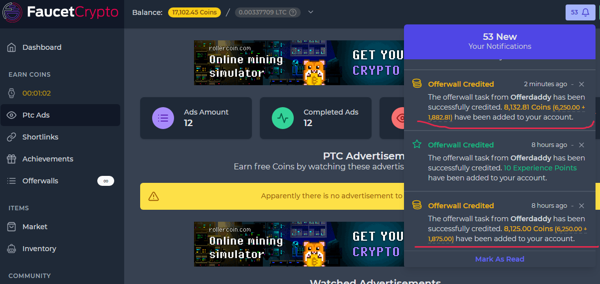 18-03-2021 01 02 faucet crypto.png